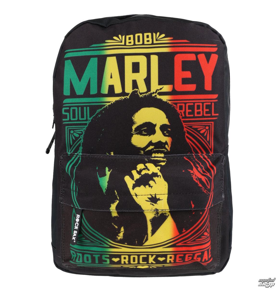 batoh BOB MARLEY - ROOTS ROCK REGGAE - CLASSIC - RSBVMA01