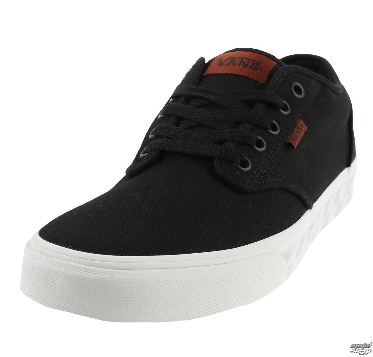 260776b368 topánky VANS - ATWOOD (CHECK FOX) - VA327LMF0 - metalshop.sk