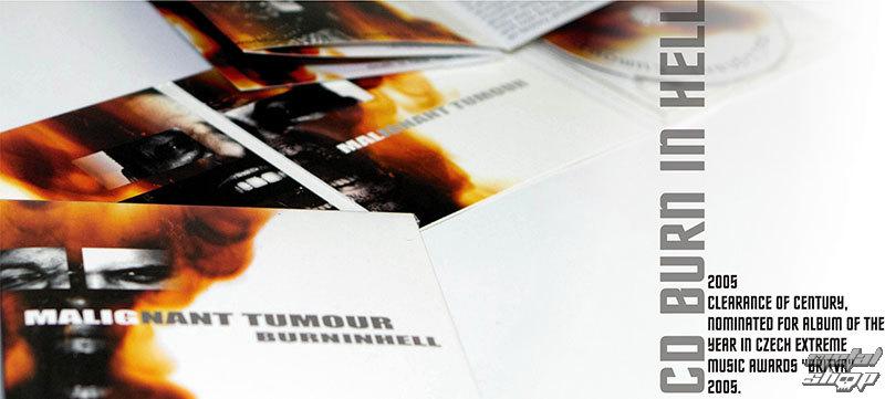 CD Malignant Tumour - Burninhell
