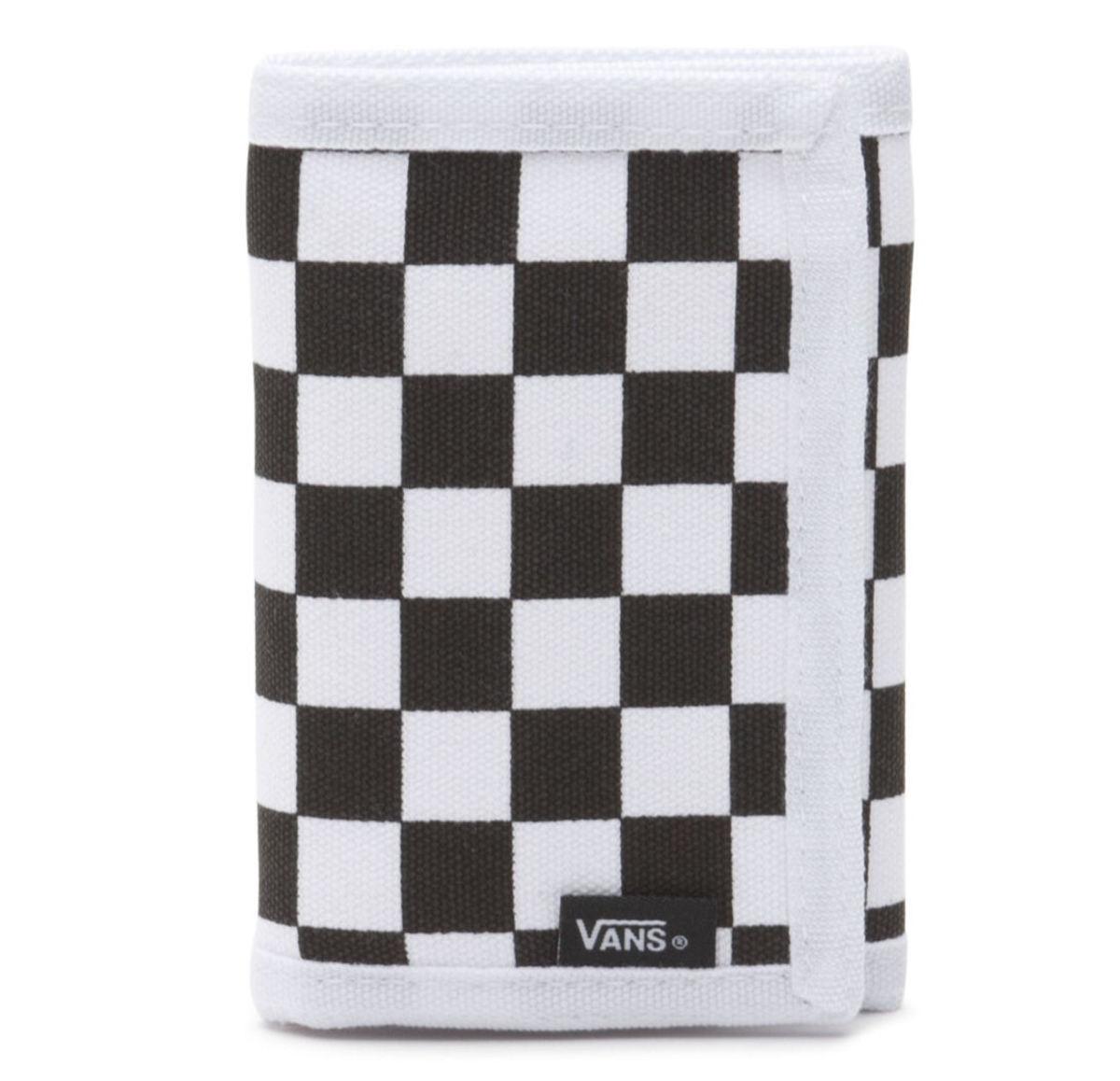 peňaženka VANS - Slipped - Black/White