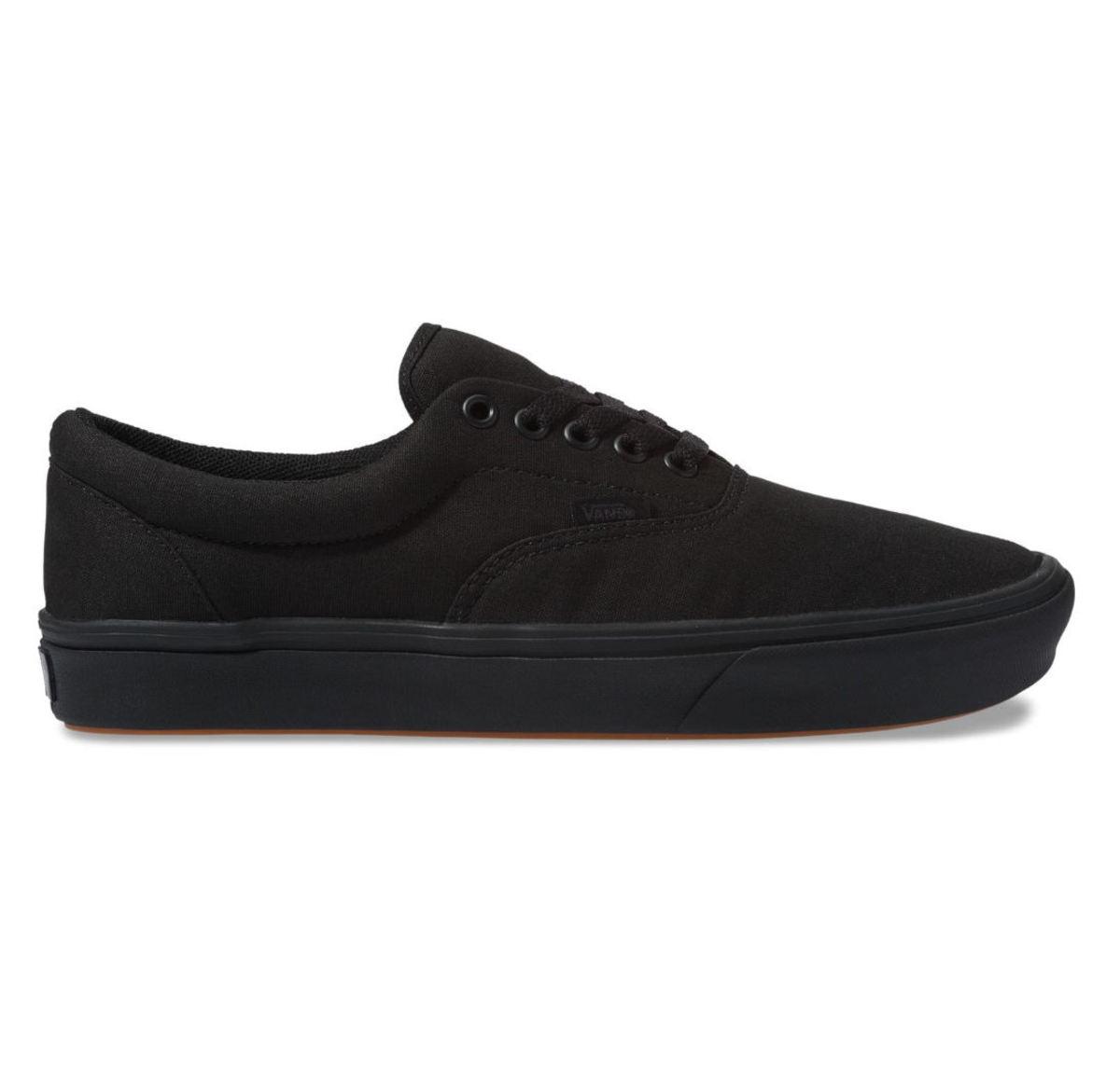 topánky Vans Comfycush Era (Classic) Black / Black VN0A3WM9VND1-1