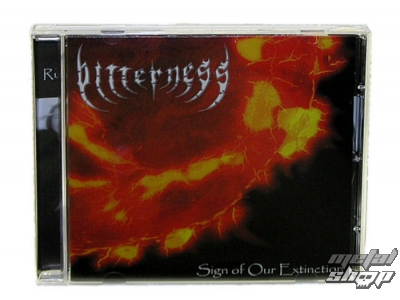 "CD Bitterness ""Sign of Our Extinction 1"""