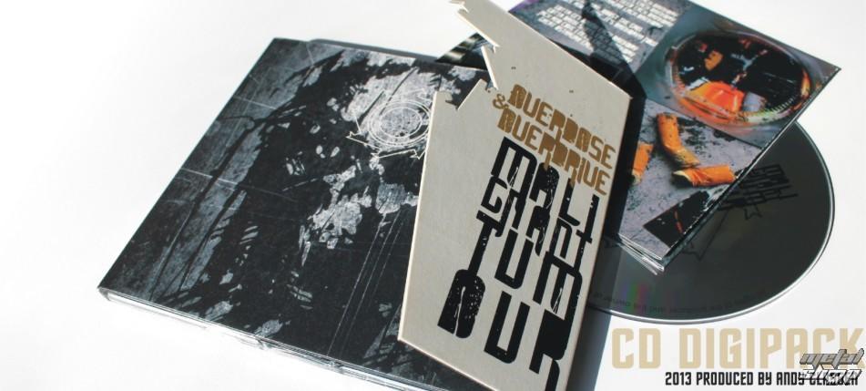 CD digi Malignant Tumour - Overdose&Overdrive