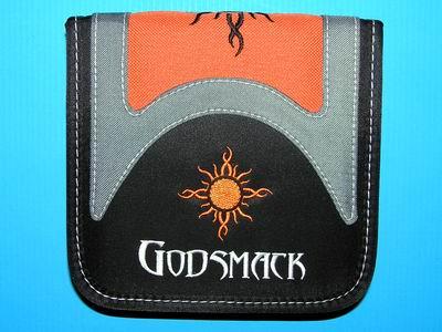 púzdro na CD Godsmack 1 - BIOWORLD - 17045GOD
