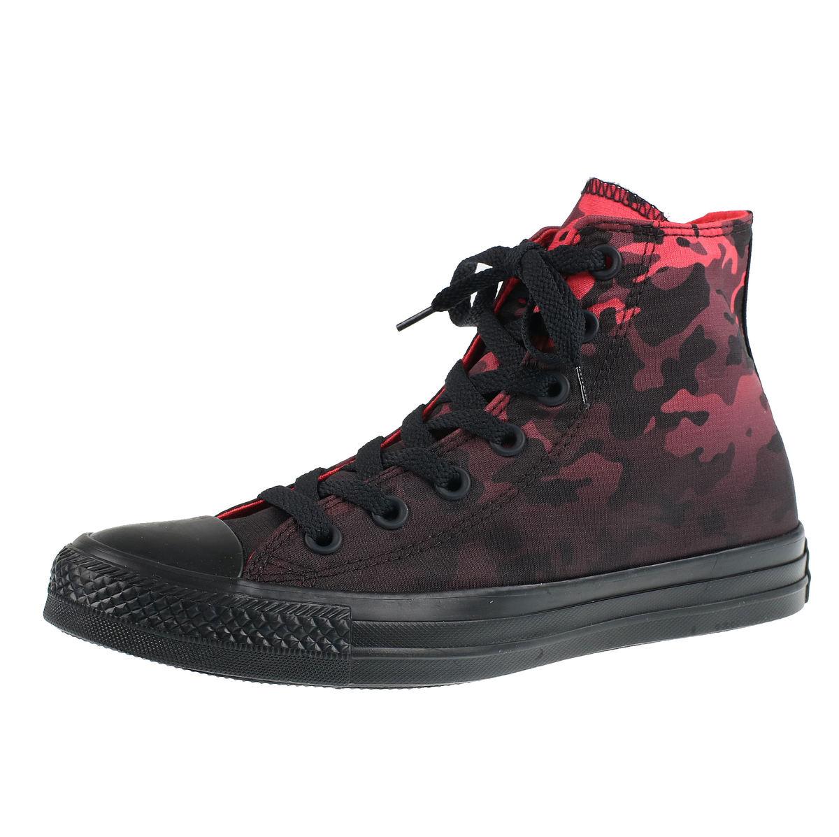 ce81aa81c638 topánky CONVERSE - CTAS HI SEDONA - RED   BLACK - 163242C - metalshop.sk