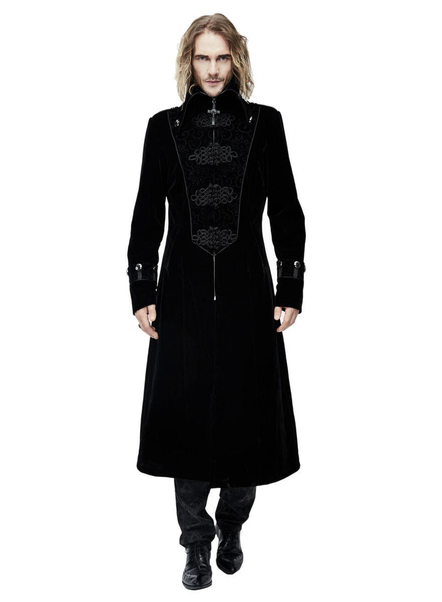 kabát pánsky DEVIL FASHION - CT06601