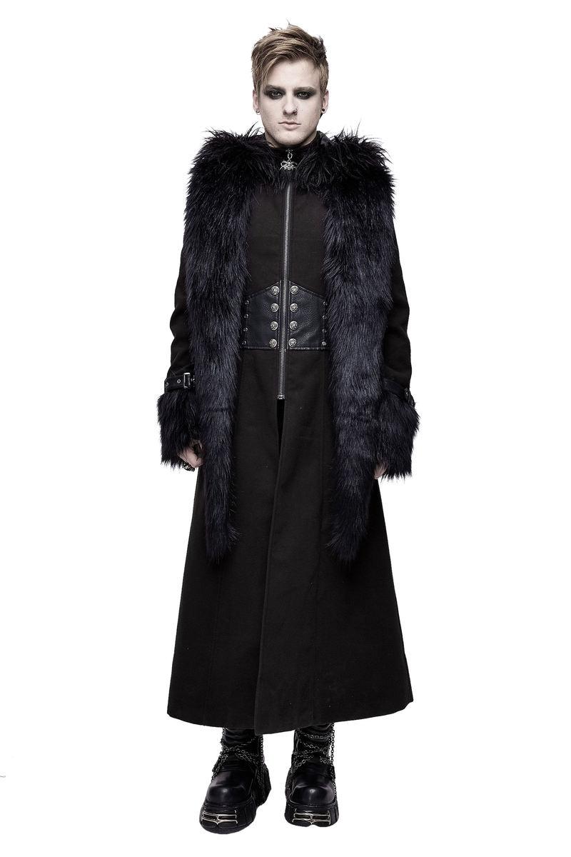 kabát pánsky DEVIL FASHION - CT127