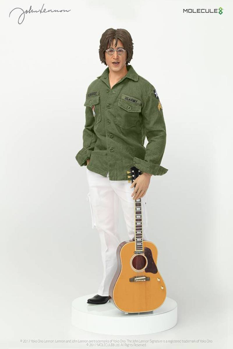 figúrka John Lennon - Imagine - MOC8JHNLN