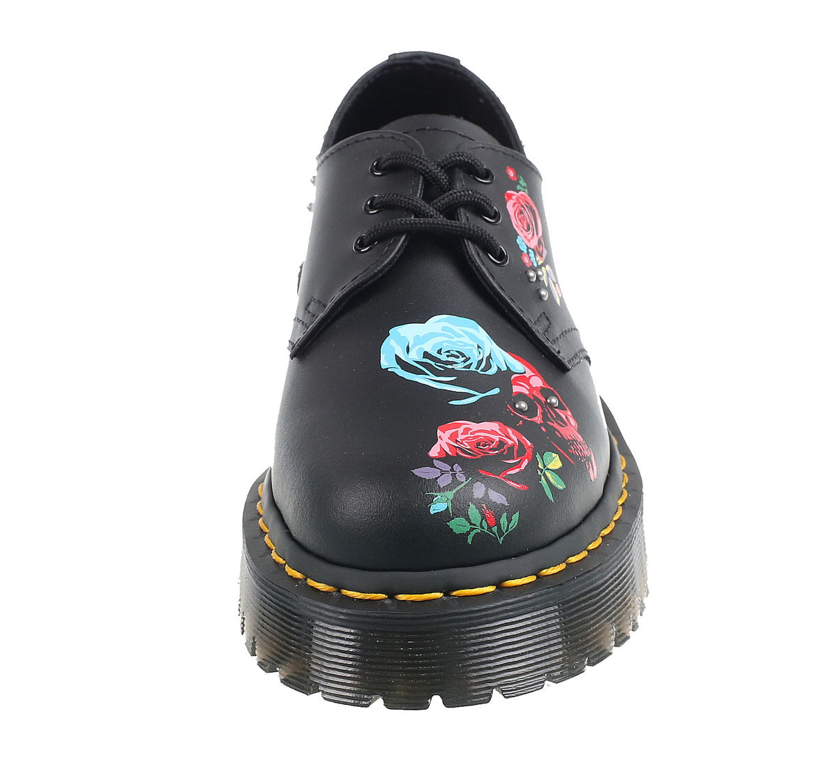 ce20336bb3 topánky DR.MARTENS - 3 dierkové - PASCAL BEX ROSE BLACK MULTI ...