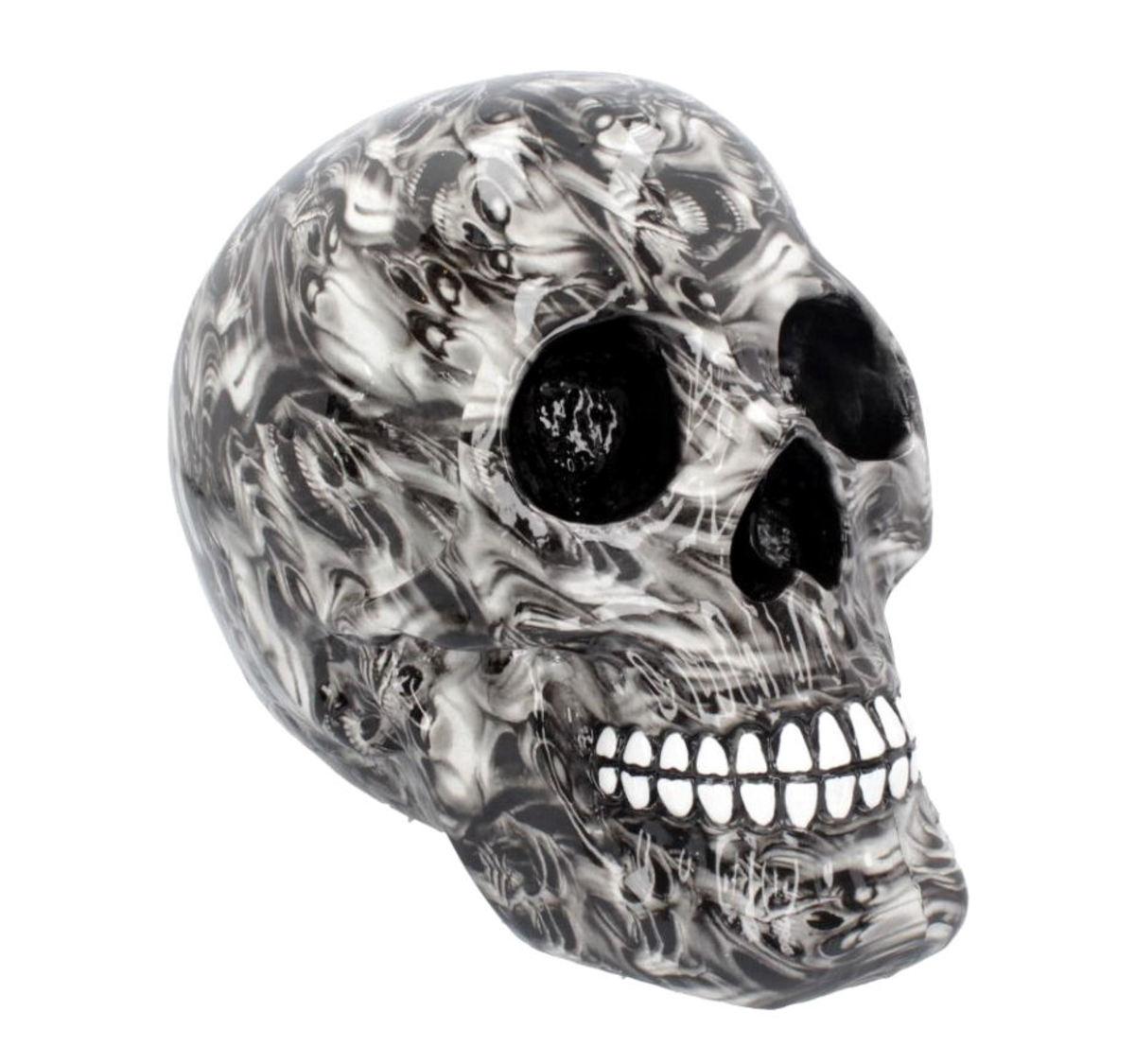 dekorácia Skull - Soul - D4548N9
