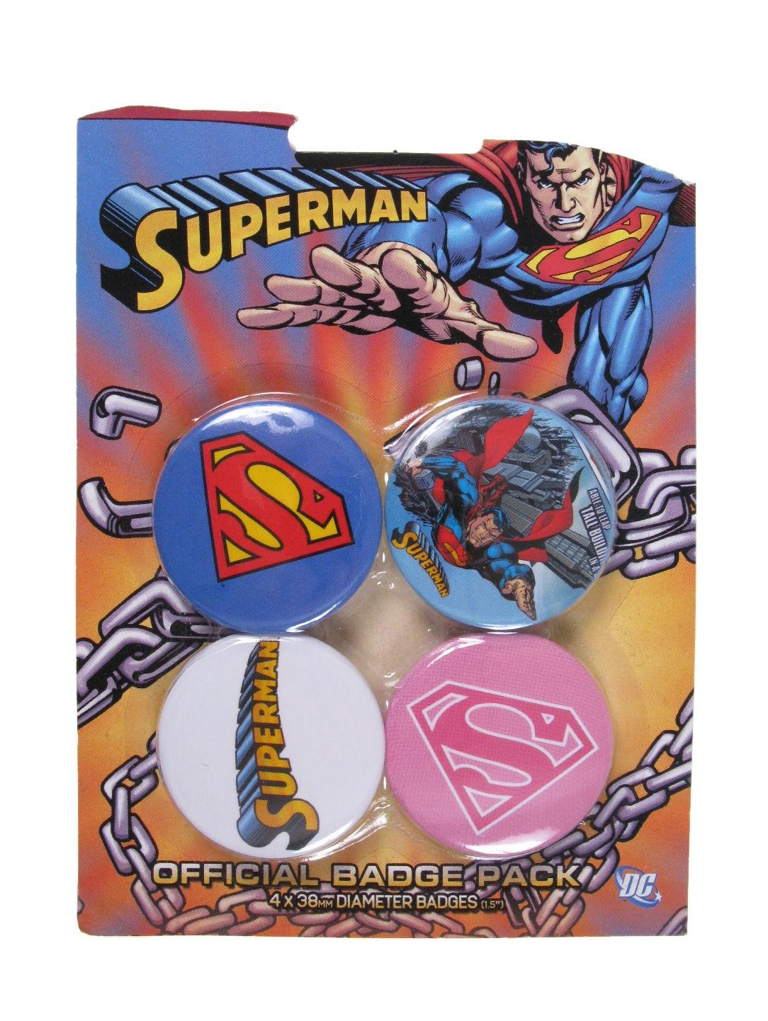 placky Superman - BP80108 - Pyramid Posters