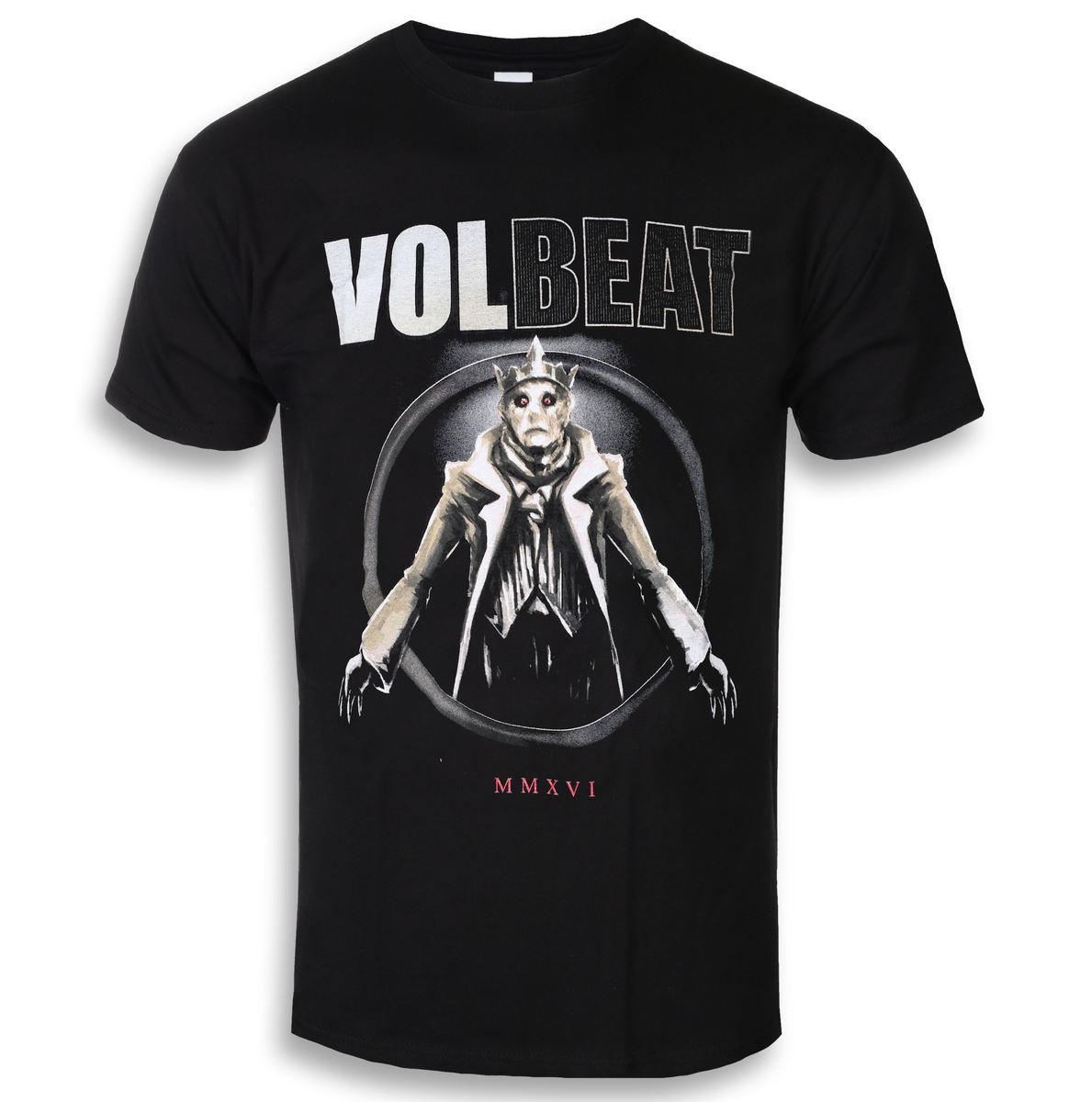 tričko pánske Volbeat - King Of The Beast - ROCK OFF - VOLTS07MB