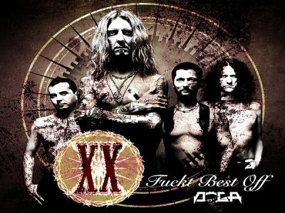 CD - 2CD DOGA XX FUCKT BEST OFF