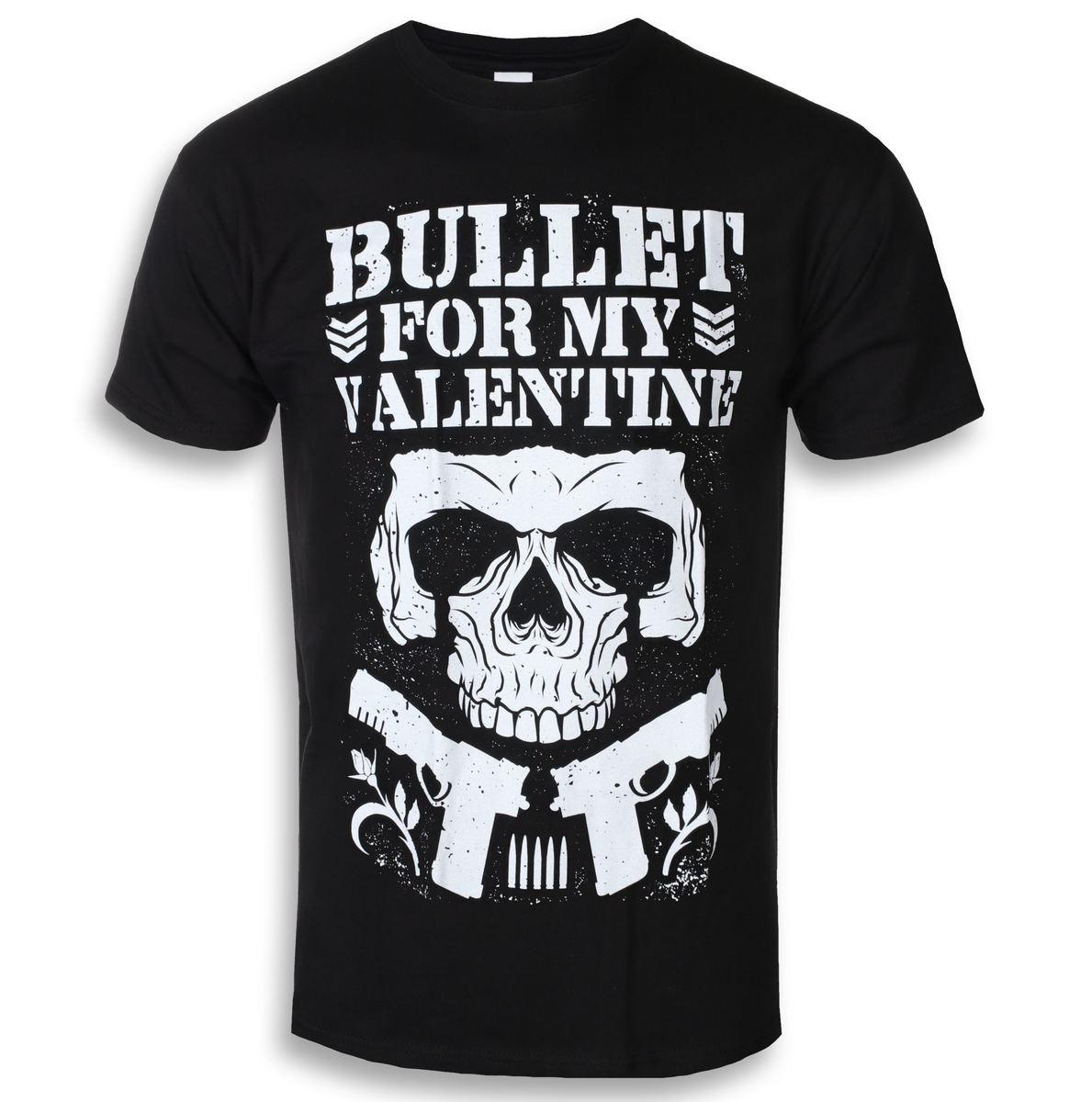 tričko pánske Bullet For my Valentine - Club - ROCK OFF - BFMVTS18MB