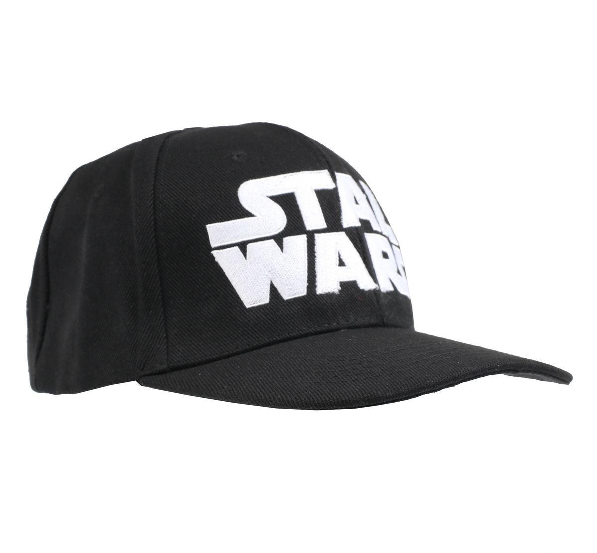 šiltovka STAR WARS - Logo - Black - HYBRIS - LF-9-SW9001-H101