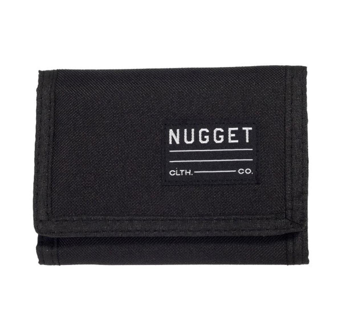 peňaženka NUGGET - EVERLONG - D - 1/26/38 - Heather Black - MEAT213