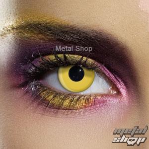 kontaktné šošovka YELLOW - EDIT - 80201