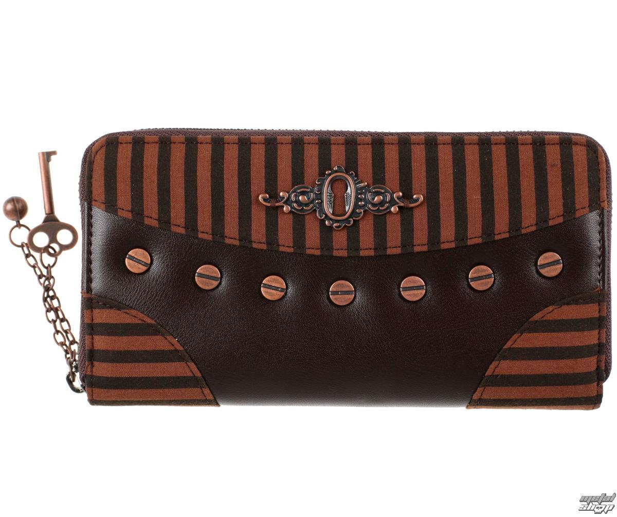 peňaženka BANNED - WBN1408BLK/BRWSTR