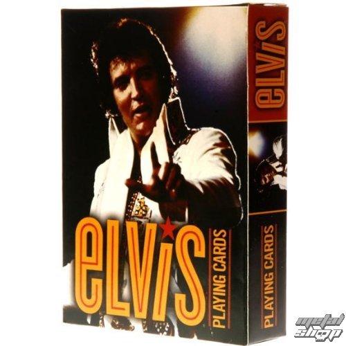 karty Elvis Presley colour - Aquarius - Cosm