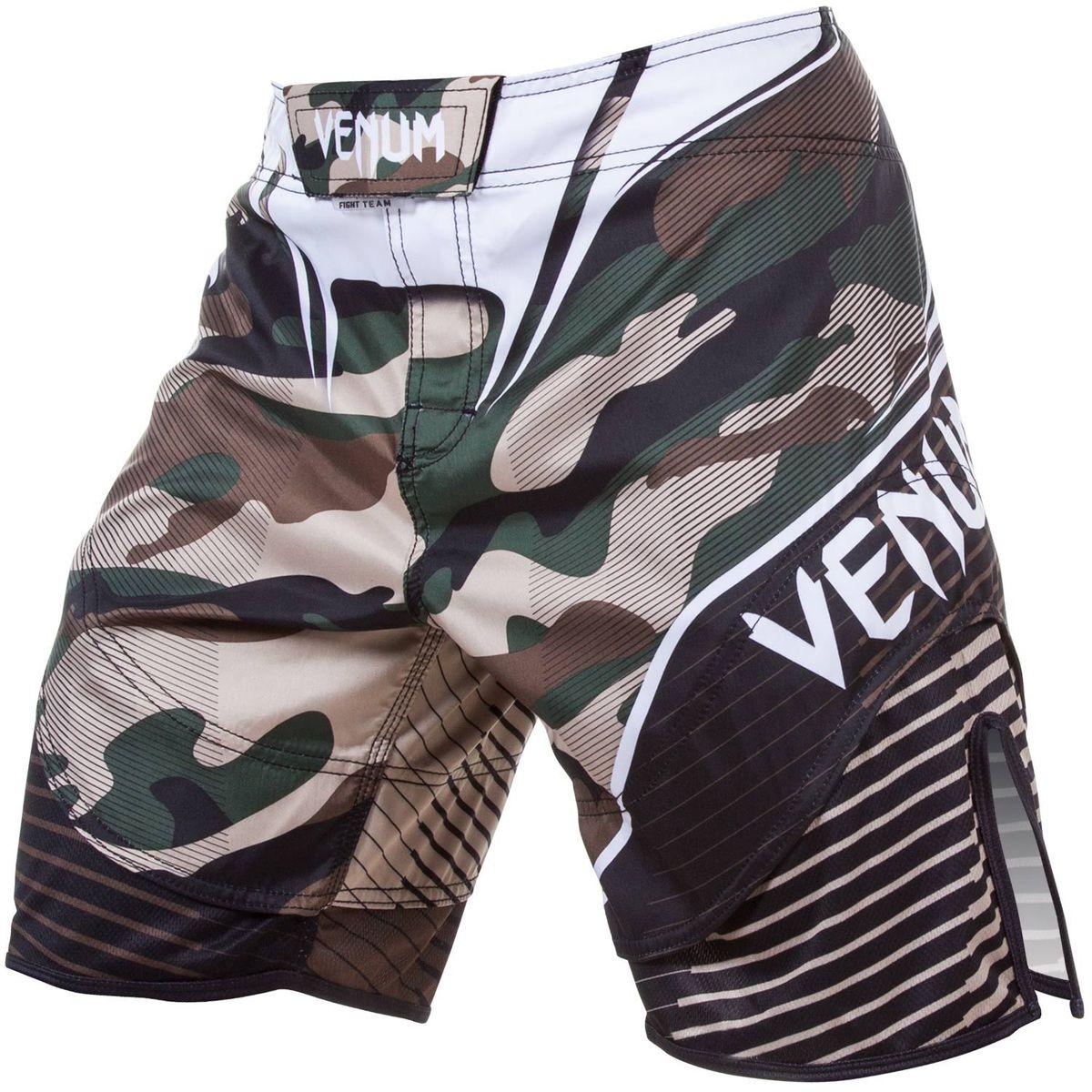 boxerské kraťasy VENUM - Camo Hero - Zelená / hnedá - EU-&&string2&&-1299