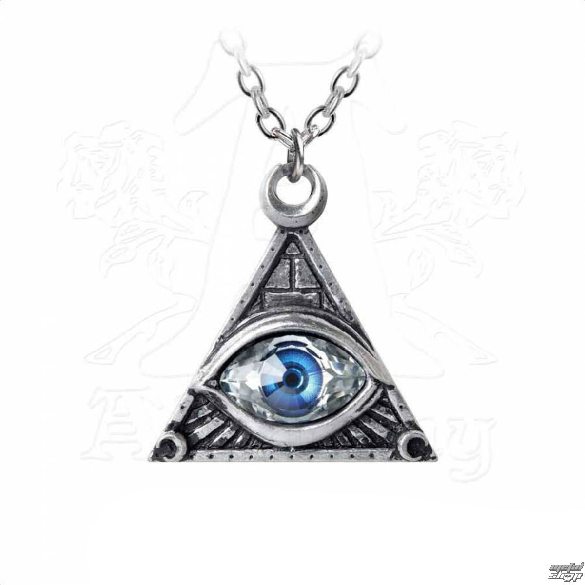 obojok ALCHEMY GOTHIC - Eye Of Providence