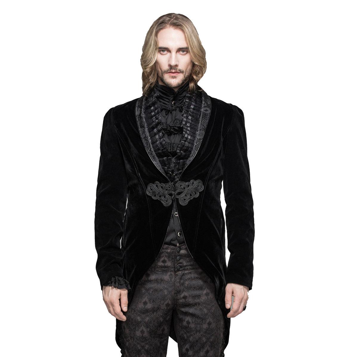 kabát pánsky DEVIL FASHION - CT05201