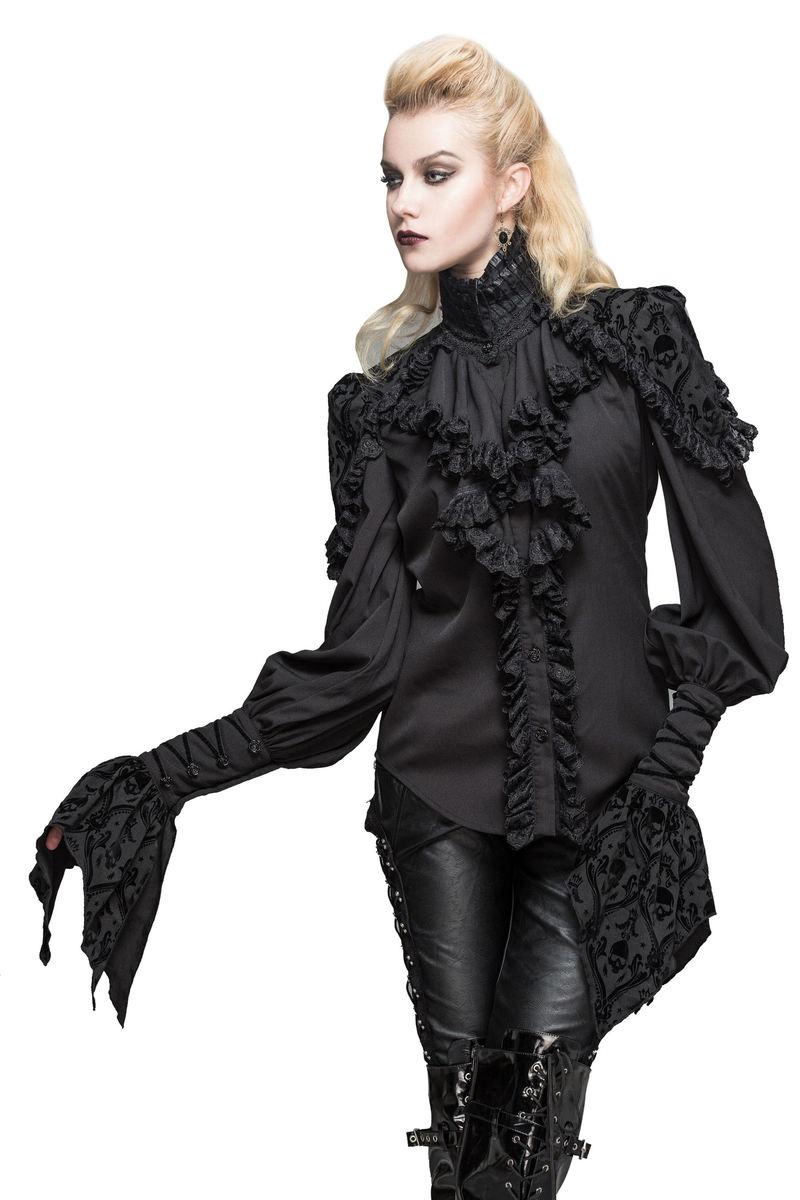 košele dámska DEVIL FASHION - SHT011