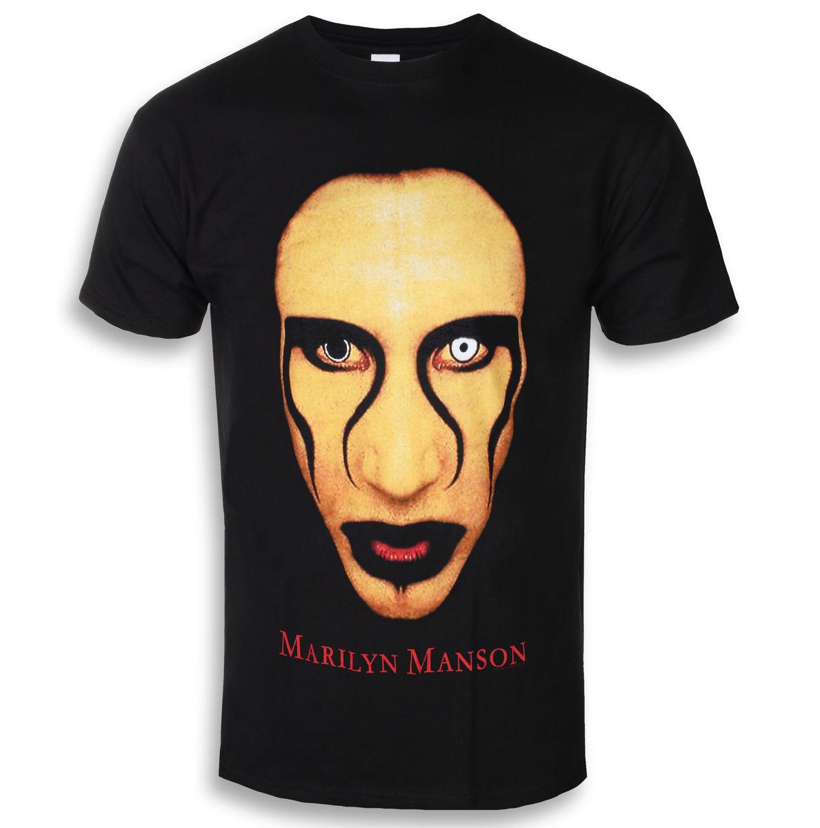tričko pánske Marilyn Manson - Sex Is Dead - ROCK OFF - MMTS15MB