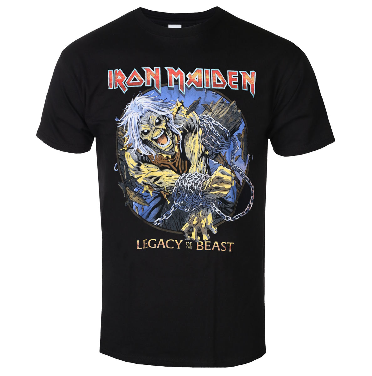 tričko pánske Iron Maiden - Eddie - ROCK OFF - IMTEE87MB