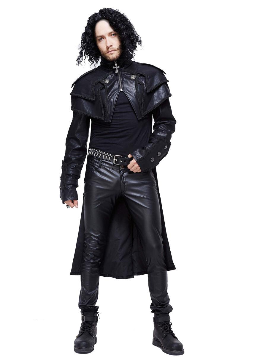 kabát pánsky DEVIL FASHION - CT109