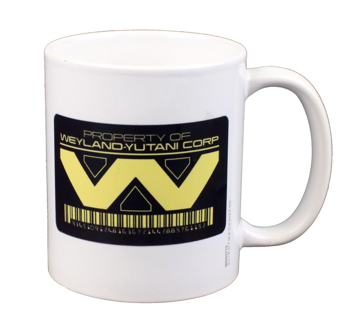 hrnček Alien - Vetřelec - Weyland Yutani Corp - PYRAMID POSTERS - MG22772