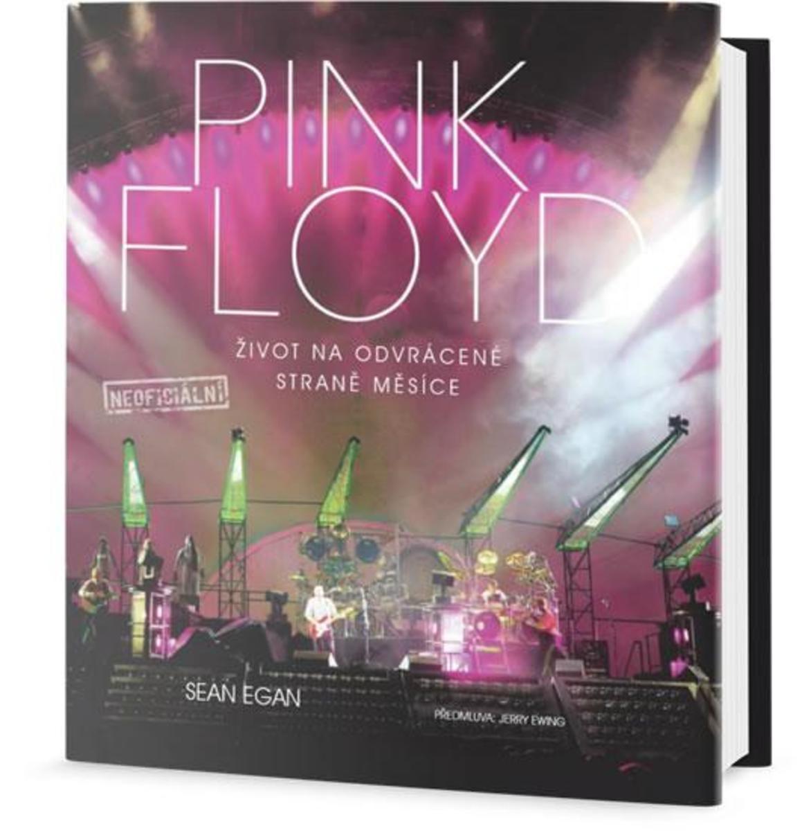 03fab2ce28 kniha PINK FLOYD - Život na odvrátenej strane Mesiaca - Egan Sean - 310255