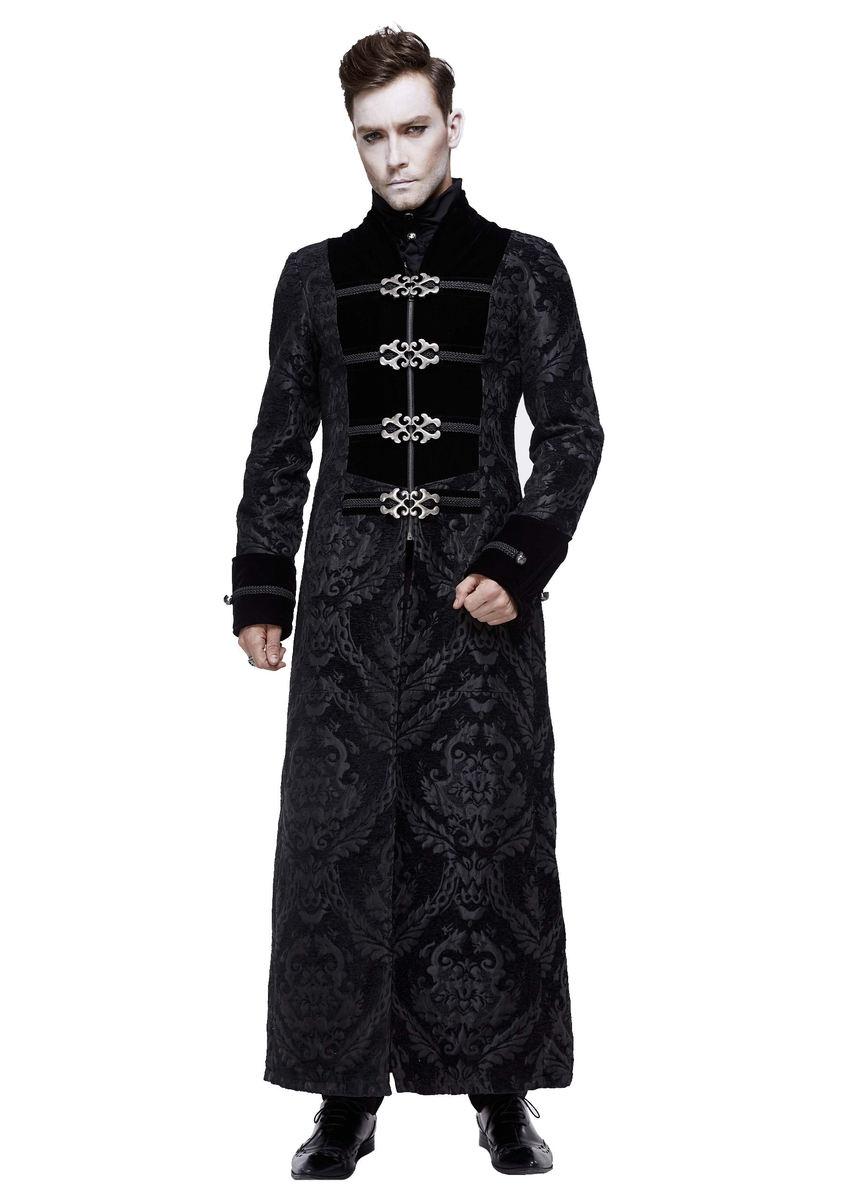 kabát pánsky DEVIL FASHION - CT107