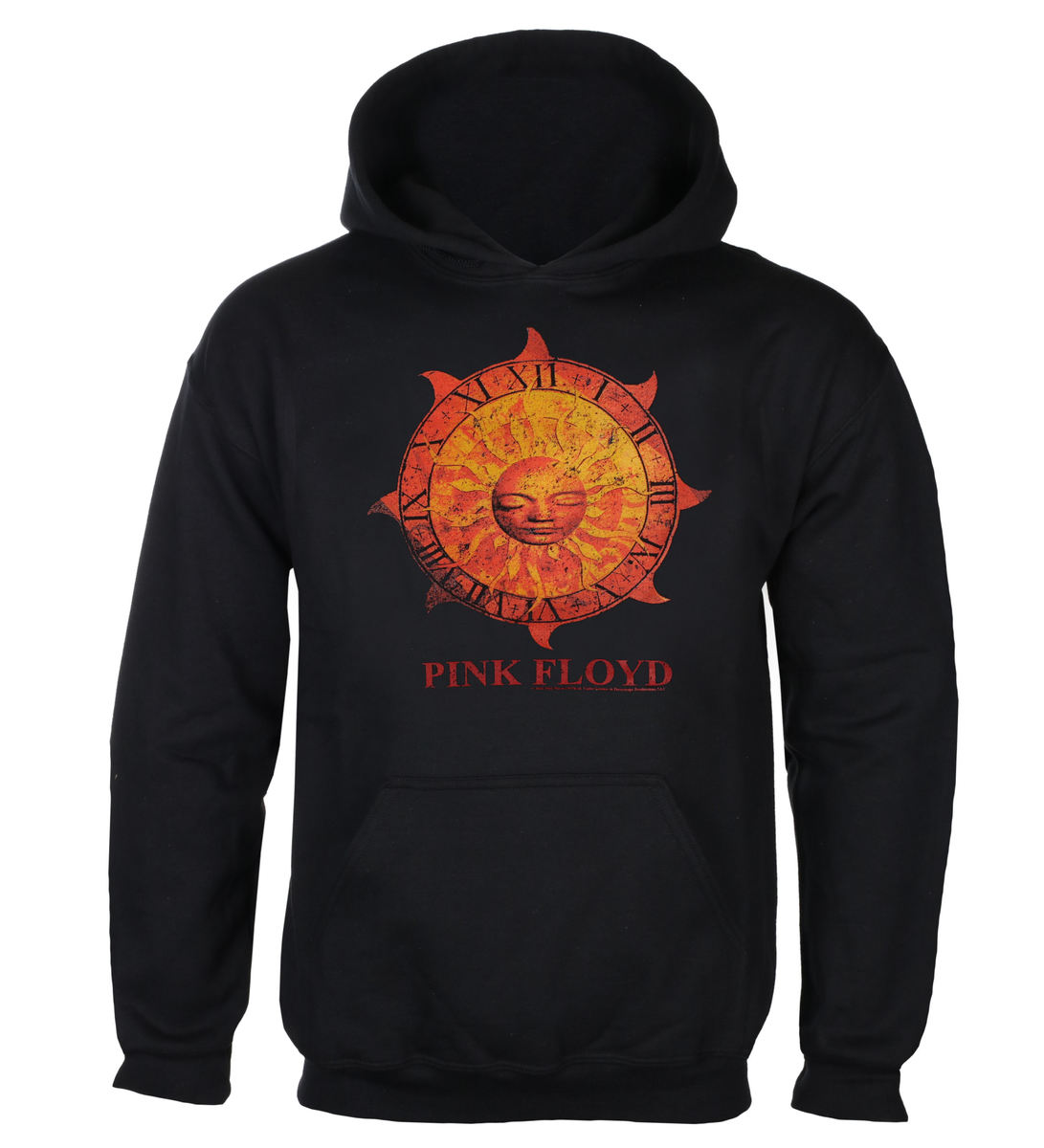 mikina pánska Pink Floyd - Brockom-84 - LOW FREQUENCY - PFHOS06014