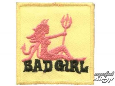 nášivka nažehľovacia Bad Girl 1 - 67173-187