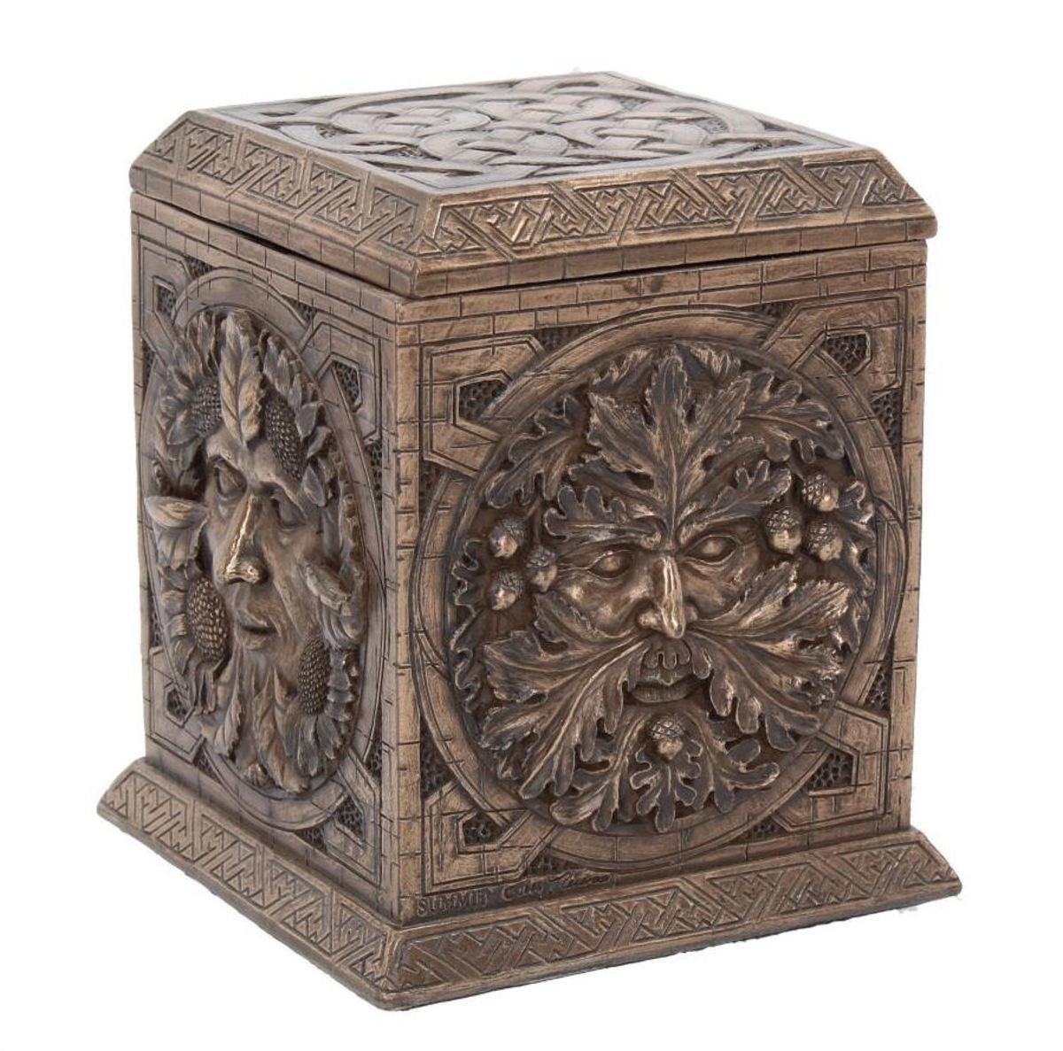 dekorácia (krabička) Seasons of the Craft - NEM4087