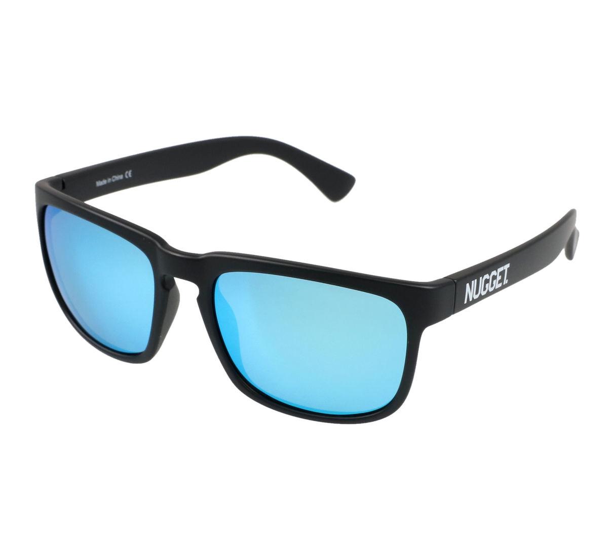okuliare slnečné NUGGET - CLONE A 4/17/38 - BLACK BLUE - MEAT134