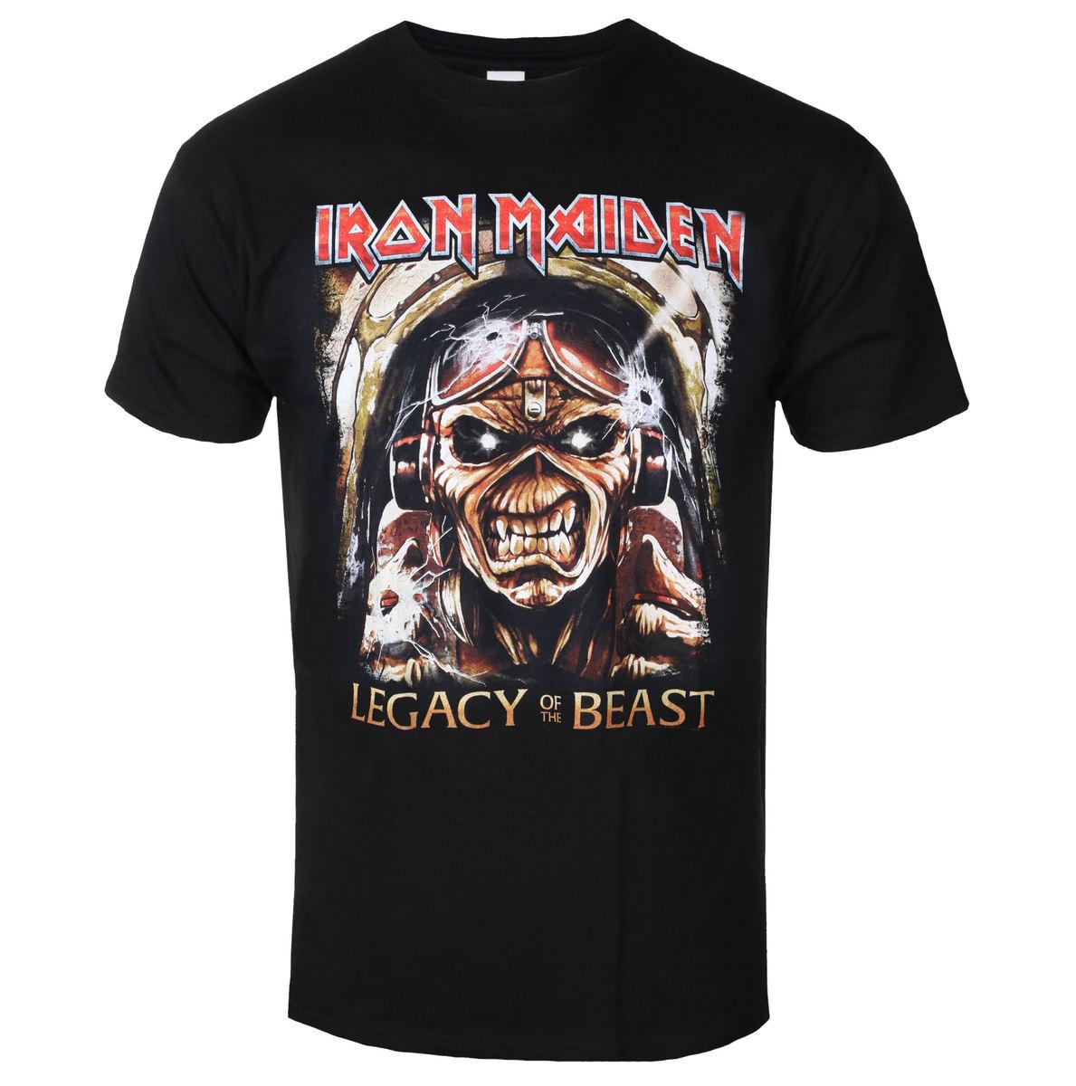 ROCK OFF Iron Maiden Legacy Čierna