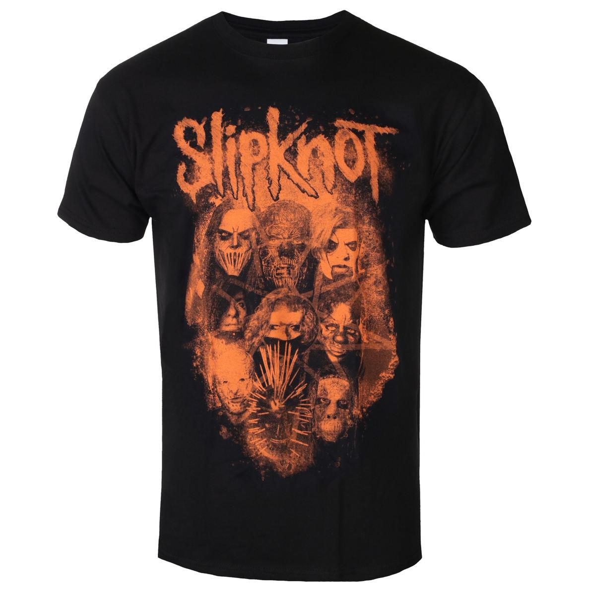 ROCK OFF Slipknot WANYK Orange Čierna