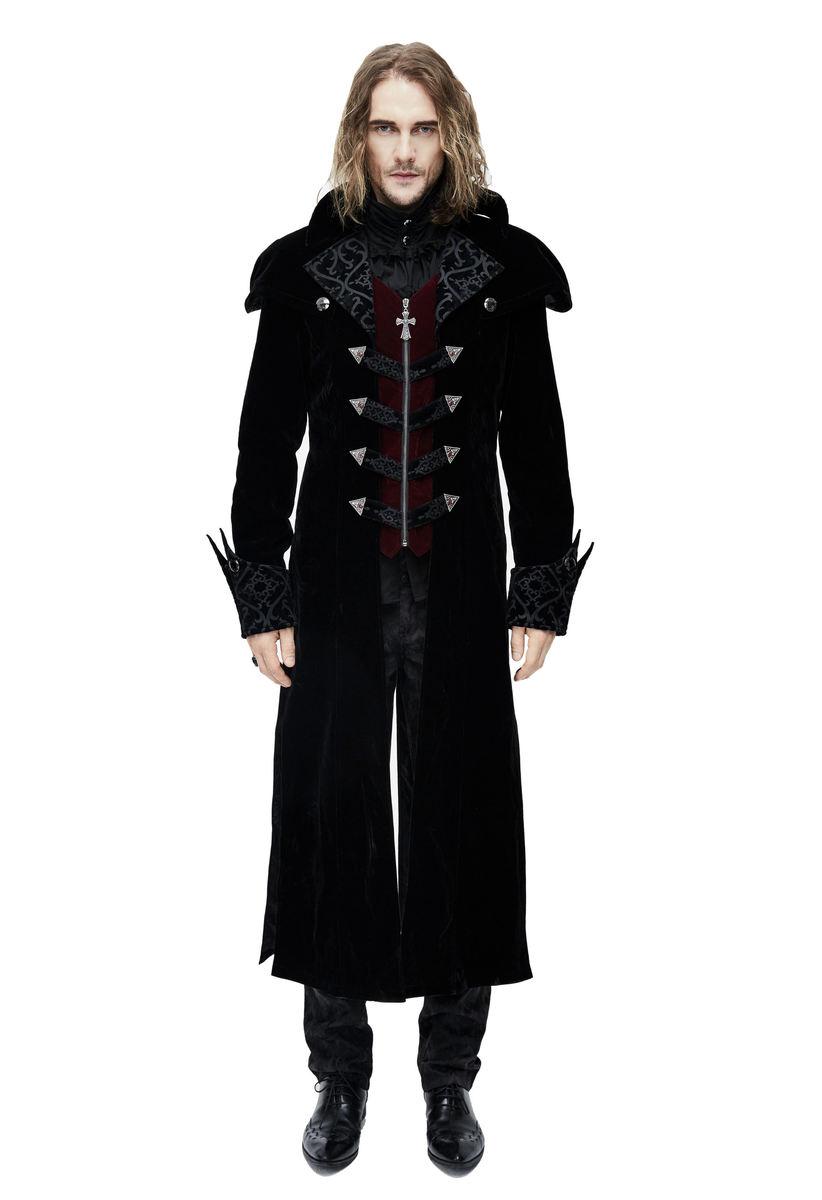 kabát pánsky DEVIL FASHION - CT06001
