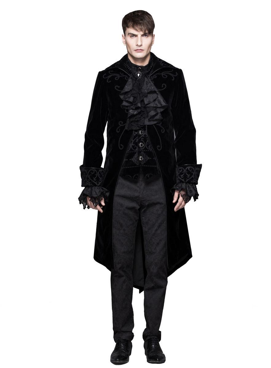 kabát pánsky DEVIL FASHION - CT02801