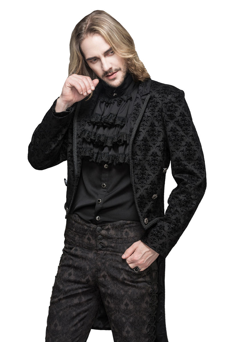 kabát pánsky DEVIL FASHION - CT051