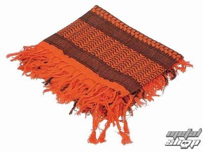 šatka ARAFAT - palestina - oranžová  - 2008-005