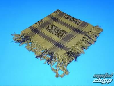 šatka ARAFAT - palestina - zelená 1  - 20018-012