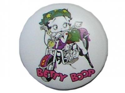 odznak malý   - Betty Boop 34 (009)