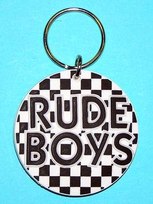 prívesok Rude Boys 1