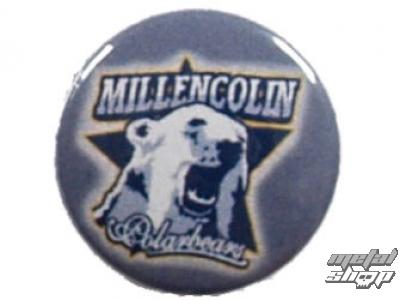 odznak malý  - RRR - Millencolin (229)