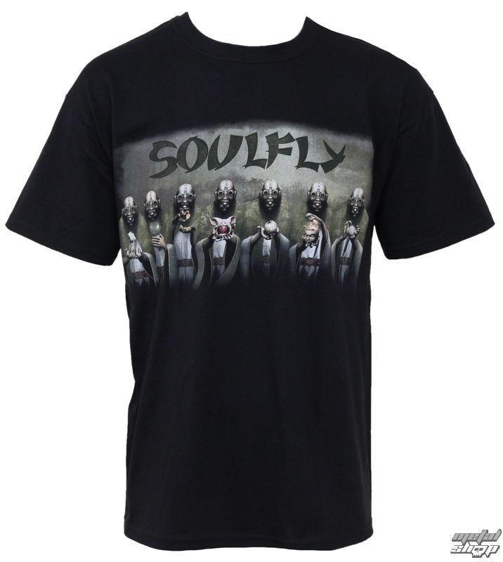 """tričko pánské RAZAMATAZ Soulfly """"Omen"""""""