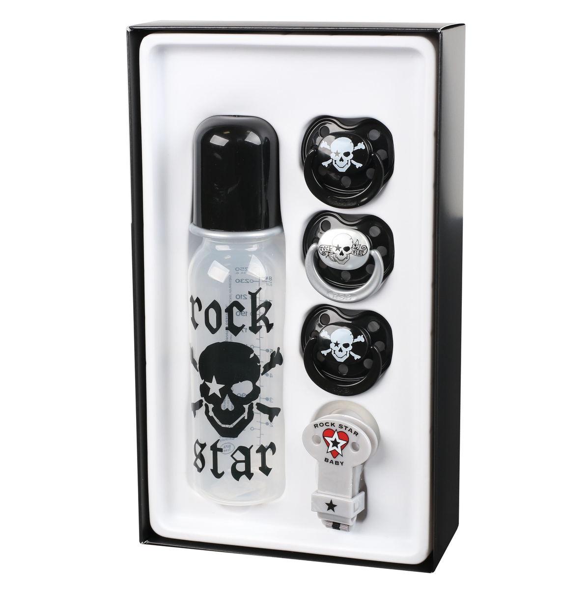 detský darčekový set ROCK STAR BABY - PIRÁT - 90101-1