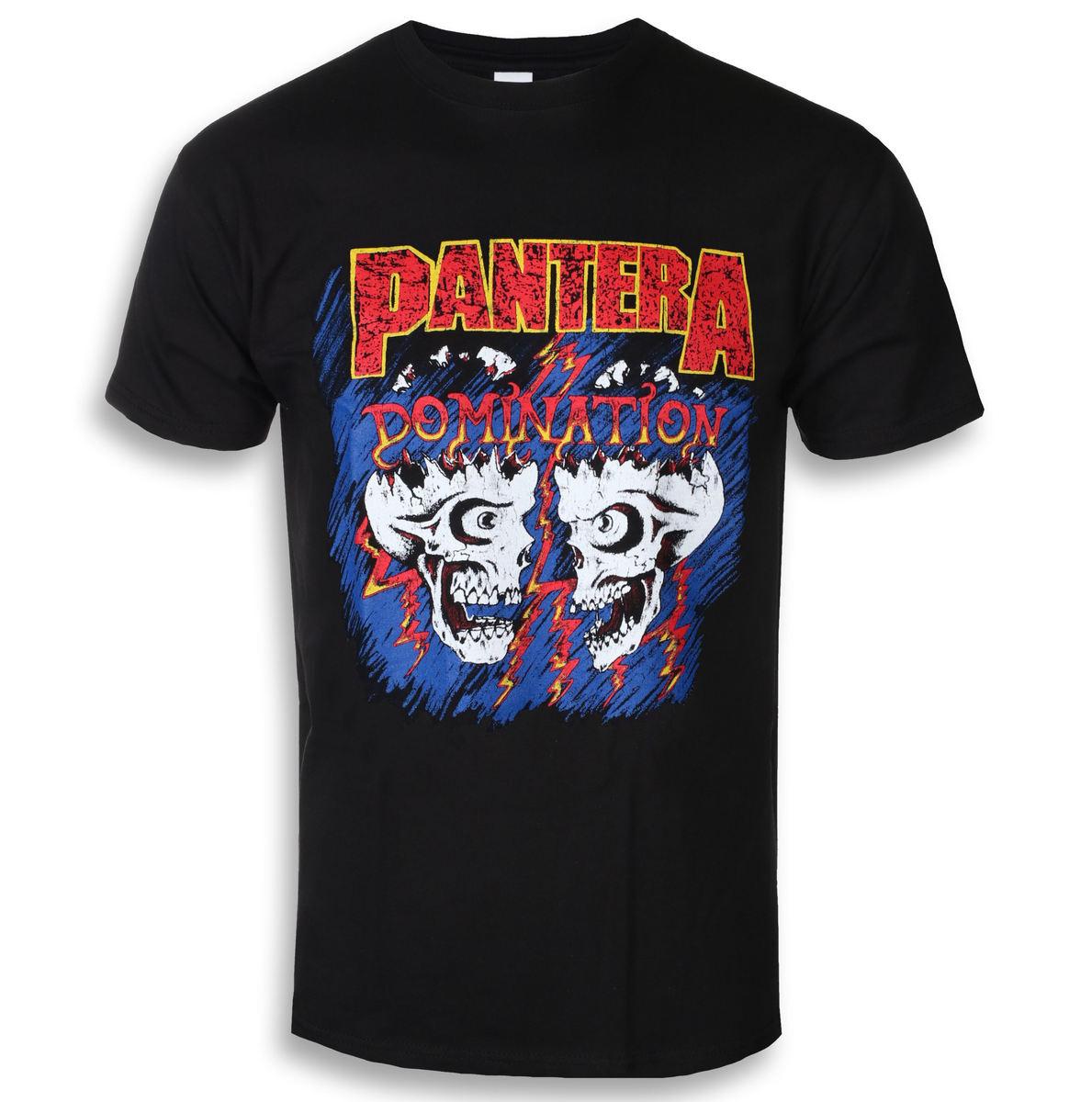 tričko pánske Pantera - Domination - ROCK OFF - PANTS15MB